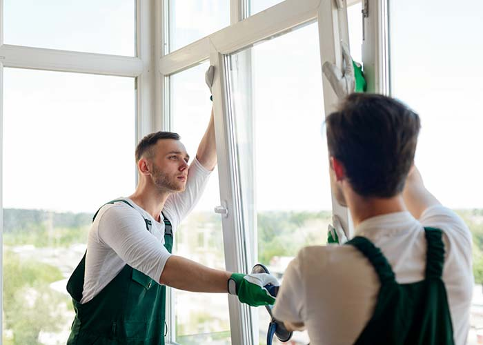 window installation contractors in Denver